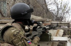 Special forces raids: Russia says four militants killed at apartment building