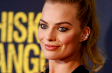 Margot Robbie is a big fan of the shower beer... it's the Dredge