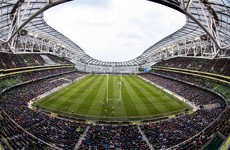 Dublin's Aviva Stadium set to host the 2017 Pro12 final