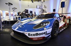 Virtual Ford GT races into record books