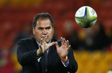 Glasgow call in Chiefs coach Rennie to replace Gregor Townsend