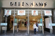 Debenhams' survival plans have been cleared after millions in debts written off
