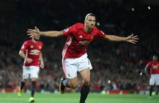 Zlatan-inspired Man United earn convincing win over Southampton