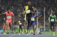 'Triple-triple!' History-maker Usain Bolt bows out of the Olympics in style