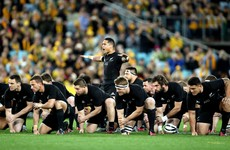 All Blacks dismantle Cheika's Wallabies in superb Bledisloe performance