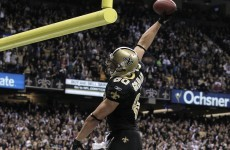The Redzone: The Saints go marching on