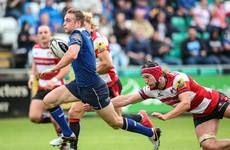 Leinster squeeze past Gloucester to record second pre-season victory
