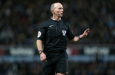 Mark Hughes accuses referee Mike Dean of 'enjoying being centre of attention'
