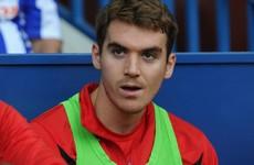 Former Ireland U21 defender on the bench for Watford as McShane grabs vital equaliser for Reading
