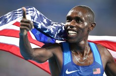 He found out he was DQ'd on TV, but Chelimo gets silver medal back on appeal