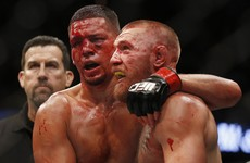 'He did a lot of running' - Diaz bemoans judging, injuries and McGregor's tactics