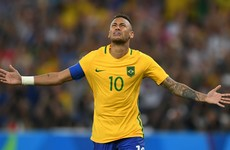 Neymar steps down as Brazil captain after Olympic triumph
