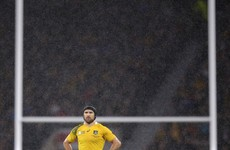 Ankle injury means Matt Giteau has probably played his last game for the Wallabies