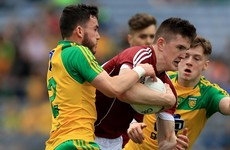 Impressive Galway book All-Ireland minor final place as they see off Donegal