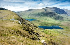 Woman cyclist dies after falling off the Conor Pass in Kerry