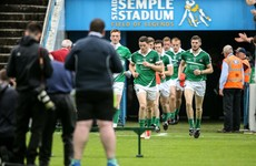 Another senior manager needed in Limerick, this time for the county's football squad