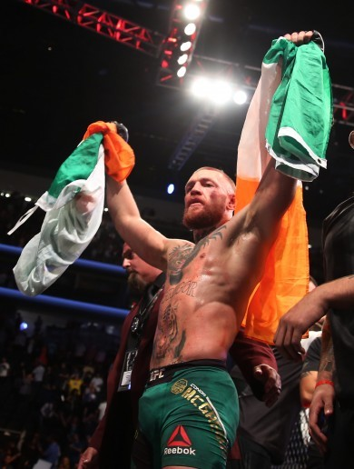 A conventional Irish trait brought an unconventional Irish sportsman to his most important victory