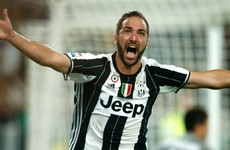 'Keep calling me fat, I'll keep scoring' - Higuain insists jibes motivate him