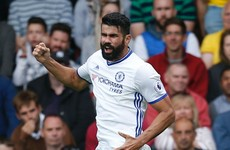 'I don't understand why people say bad things about Costa' - Conte