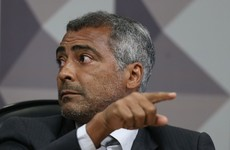 Romario declares himself satisfied with action on what he terms the 'ticket mafia'