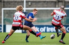Leinster's promising halfbacks vying for position as Pro12 season looms