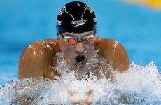 Speedo drops Ryan Lochte for making up robbery story