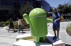 There's a new version of Android out, but good luck getting your hands on it