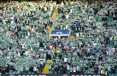 Celtic fans raise over €50,000 for Palestinian charities