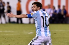 Former Argentine star Jorge Valdano relieved over Messi U-turn