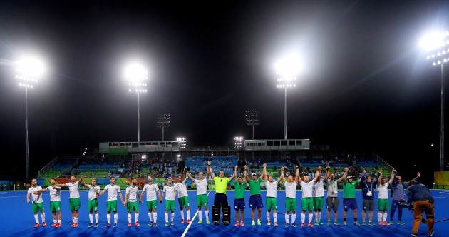 Ireland are now one of the 10 best hockey teams in the world after the Rio Olympics