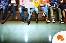 Should students chase jobs when applying for college courses?