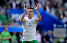 The end of an era! Robbie Keane announces retirement from international football