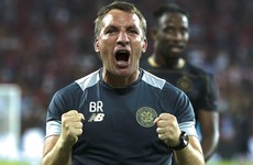 Celtic suffer humiliating loss in Israel but squeeze through to Champions League group stages