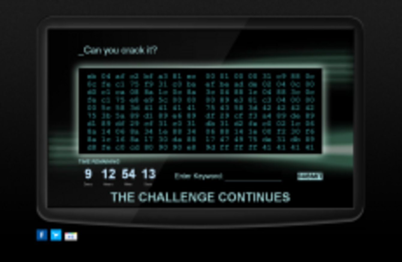 crack an online puzzle win a job in the british intelligence service the british intelligence agency gchq launches its most unusual recruitment drive yet it simply asks can you crack it