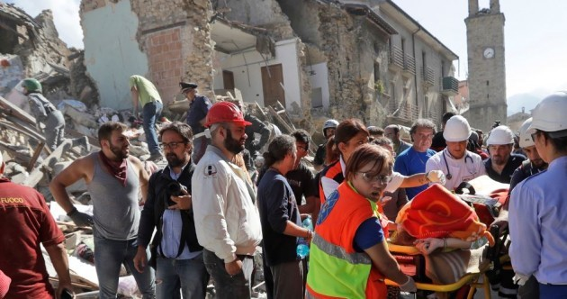 Death toll rises to at least 159 as Italy counts cost of massive earthquake