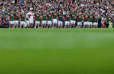 Mayo call off 11 club games this weekend to aid All-Ireland football final preparations