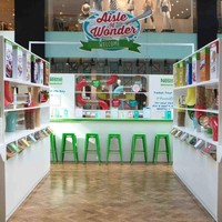 This frankly stunning pick 'n' mix cereal station is now in Blanch shopping centre
