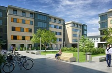 UCD is planning to spend €300 million building 3,000 more student residences