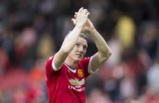 Schweinsteiger: I won't leave Man United for another European club