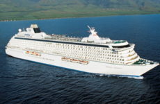 This cruise ship is taking 1,000 super rich passengers on a controversial journey