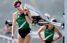 Paul O'Donovan cruises into world championship semi-finals with another impressive win