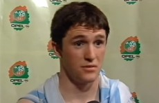 Robbie Keane's first post-match interview as an Ireland player is essential viewing