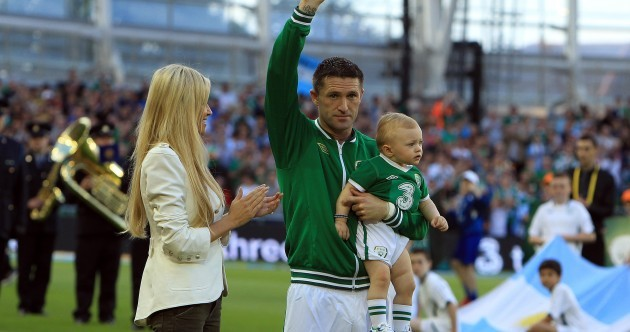 We'll Leave It There So: Robbie Keane calls time on Ireland career and all of today's sport