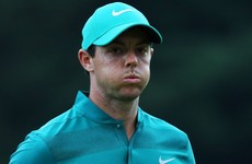 McIlroy: 'It hasn't been the year that I wanted but there's enough golf left to salvage it'