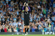 Fans call for Hart to stay as Man City book place in Champions League group stages