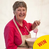 Val the Cake Whisperer was the hero of the first episode of GBBO