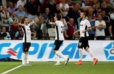 Deja vu: West Ham dumped out of Europe by Romanian champions