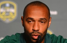 Henry named assistant coach to new Belgium boss Martinez