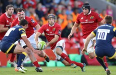 Tyler Bleyendaal impresses as Munster earn emphatic pre-season win