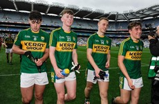 Kerry name team for All-Ireland minor football semi-final showdown with Kildare